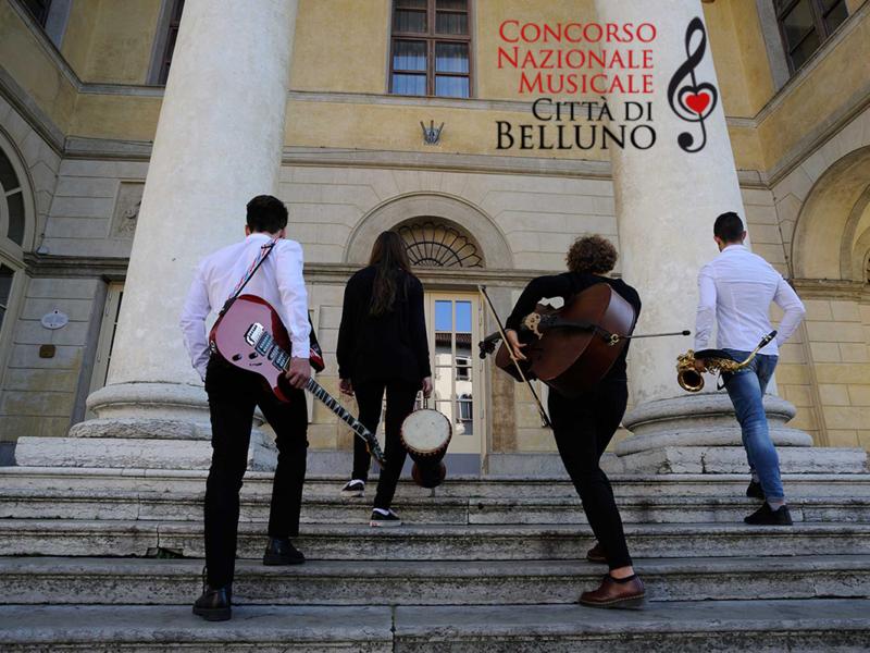 """Concorso musicale """"Città di Belluno"""""""