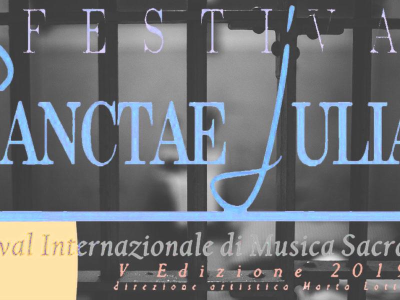 """""""Musica, Arte e Scienza"""" al Festival Sanctae Juliae"""