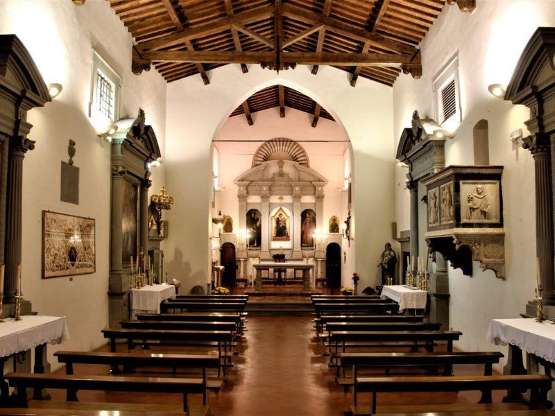 La Croce dipinta di Simone Martini