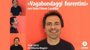 «Vagabondaggi fiorentini» con E.F. Carabba @ Partenza dal Museo Horne