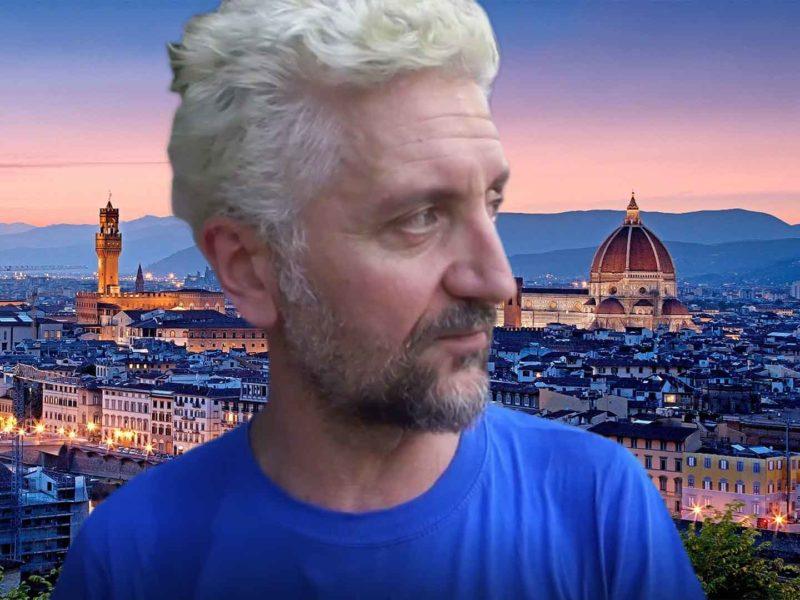 Ascanio Celestini: la sua estate più fiorentina