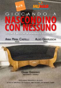 """""""Giocando a nascondino con nessuno"""": l'anteprima in Santa Monaca @ Chiesa di Santa Monaca"""